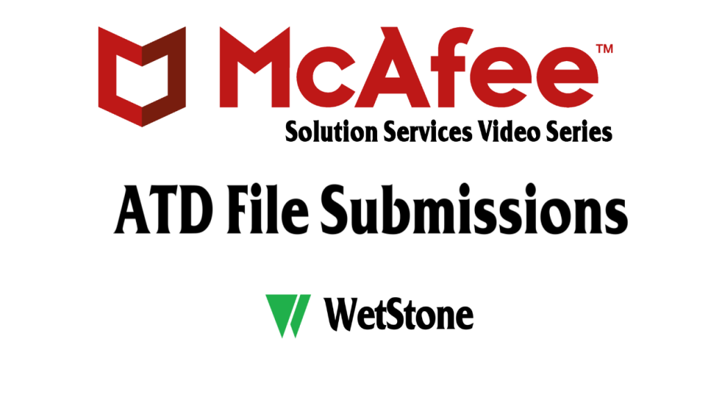 ATD File Submissions