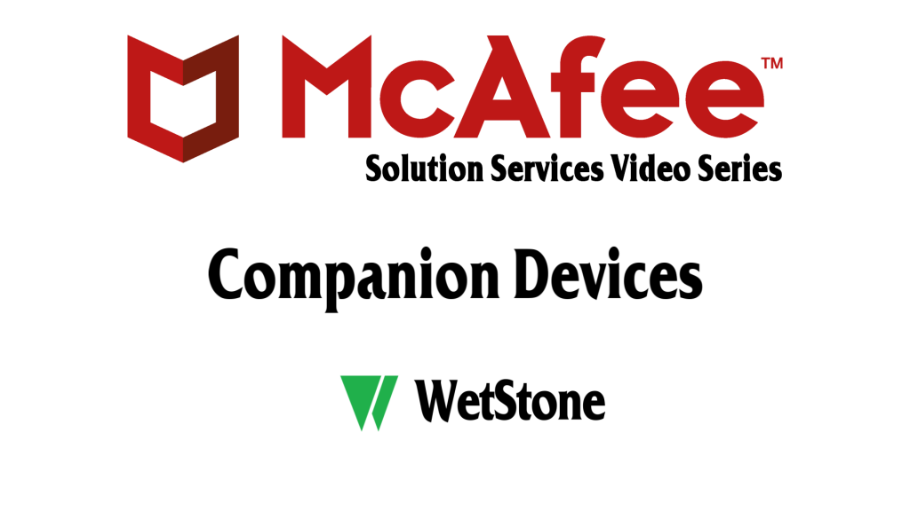 Companion Devices