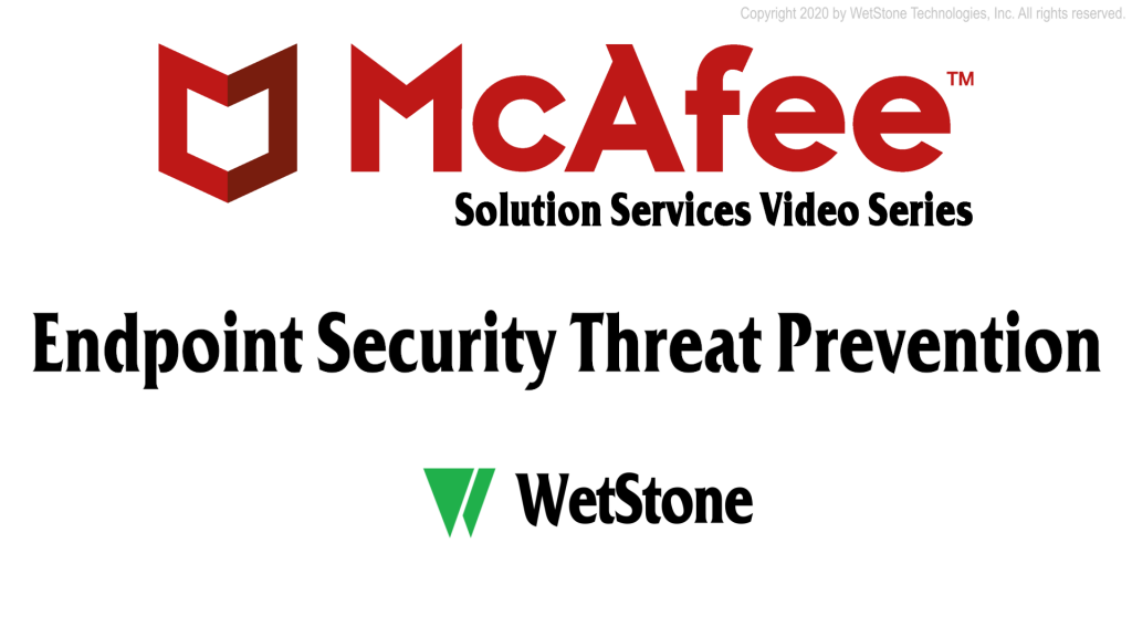Endpoint Security Threat Prevention