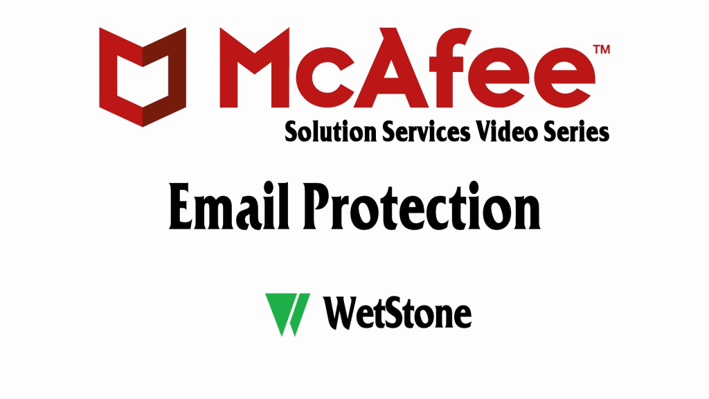 Email protection in McAfee DLP