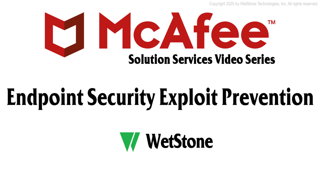 Endpoint Security Exploit Prevention