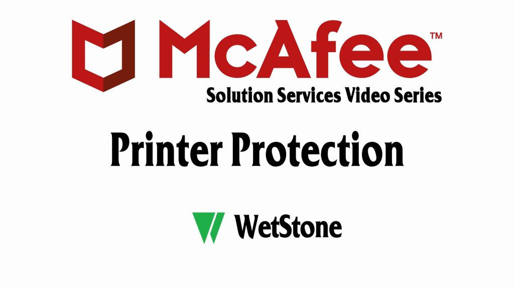 Printer Protection in McAfee DLP