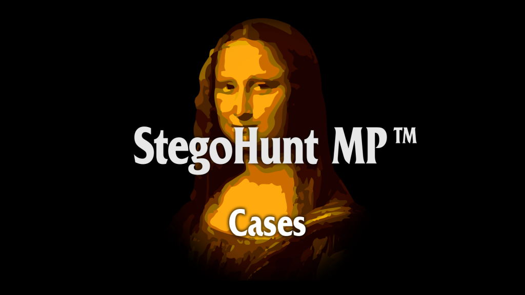 StegoHunt MP: Cases