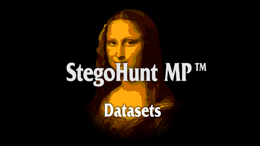 StegoHunt MP: Datasets