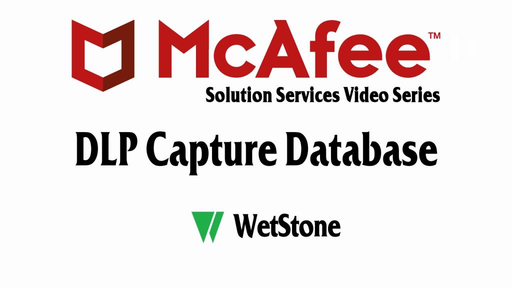 DLP Capture Database