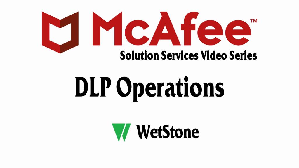 DLP Operations