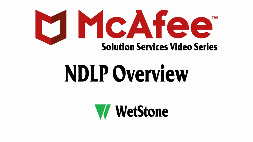 Network DLP Overview