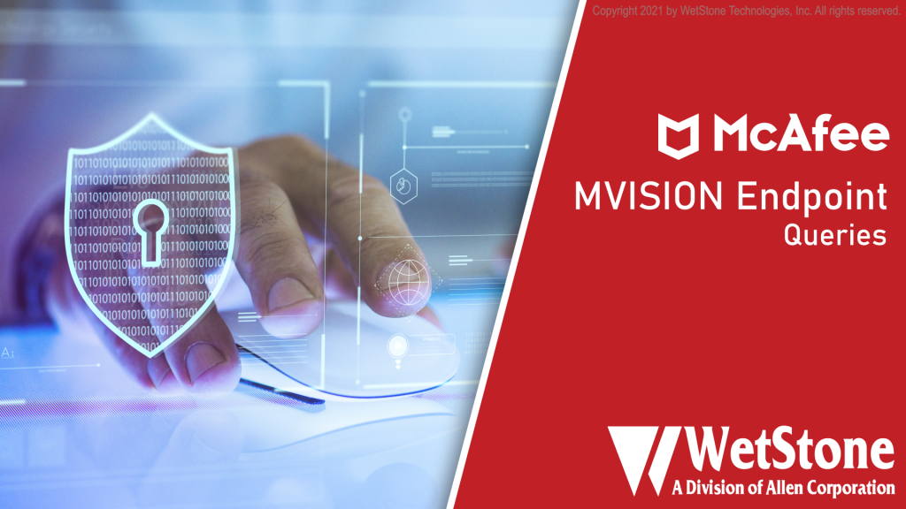 MVISION Endpoint Queries