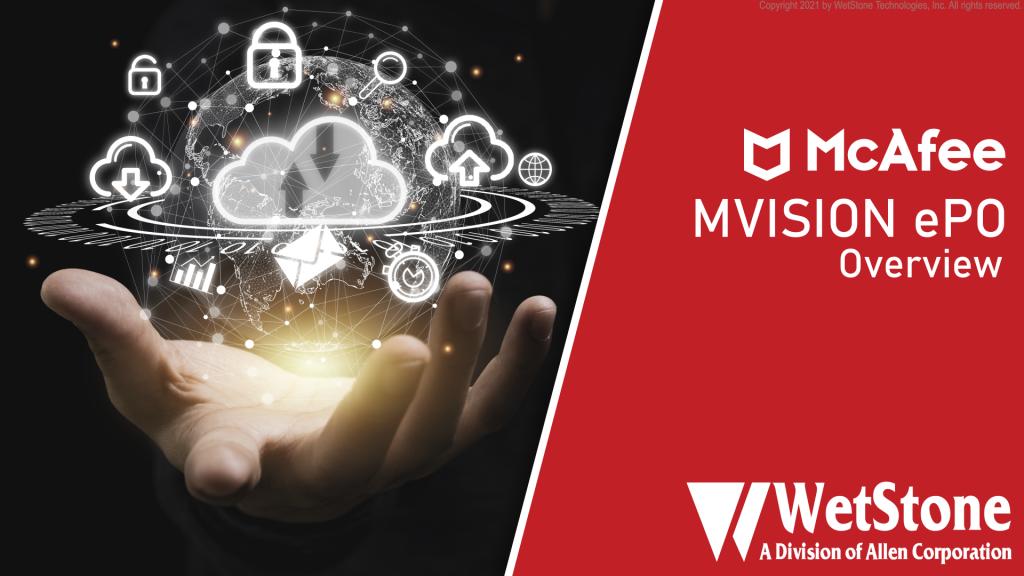 MVISION ePO Overview